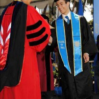 Proud moment - UCSB Graduation